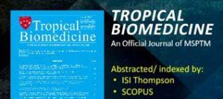 Tropical Biomedicine
