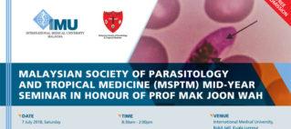 MSPTM Mid-year Seminar in Honour of Prof Mak Joon Wah