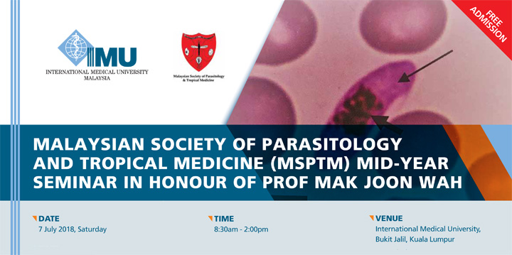 MSPTM Mid-year Seminar in Honour of Prof Mak Joon Wah
