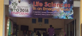 Biosymposium 2018: Life Sciences In An Emerging World