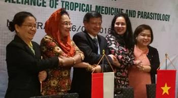 MoU signing ceremony Vietnam 2018